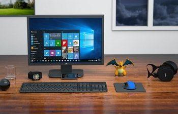 ordinateur fixe Windows 10